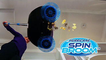 Hurricane Spin Broom™ Video